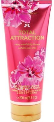 Victorias Secret Total Attraction Ultra Moisturizing Hand and Body Cream(200 ml)