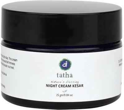 Tatha Night Cream Kesar