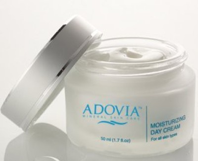 ADOVIA Moisturizing Day Cream, Fl.