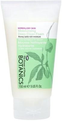 Boots botanics moisturising deep clean foam