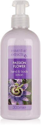 Essential Extracts M&S Passion Flower Hand & Body Lotion