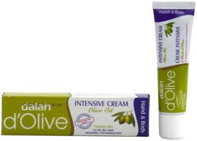 Dalan D,Olive Intensive Cream Olive Oil - Hand & Body
