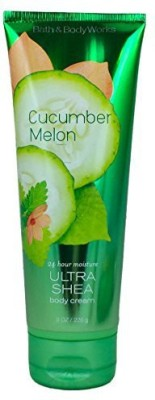 Bath & Body Works Bath and Body Works Signature Collection Cucumber Melon Body Cream, , new bottle style