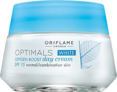 Oriflame Sweden Optimals White Oxygen Boost Cream SPF 15