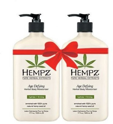 Hempz Age Defying Herbal Body Moisturizer (2 pack)