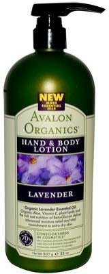 Avalon Organics Lavender Hand and Body Lotion - (1 x )