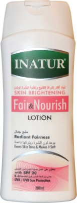 Inatur Herbals Fair & Nourish Lotion