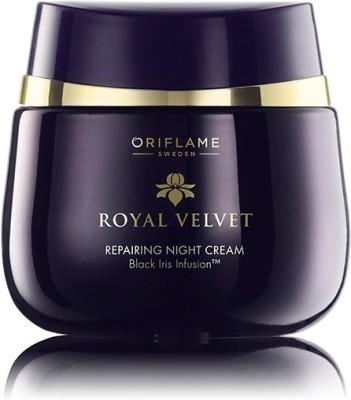 Oriflame Sweden Royal Velvet Repairing Night Cream