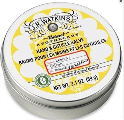 J.R. Watkins J R Watkins Lemon Hand & Cuticle Salve