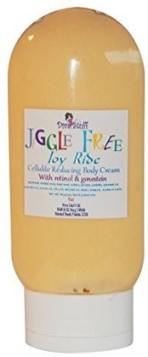 Diva Stuff Jiggle Free Joy Ride, Cellulite Cream With % Retinol and Genestein