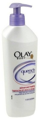 Olay intensive lotion advanced healing with vitamin complex fragrance free, fl.