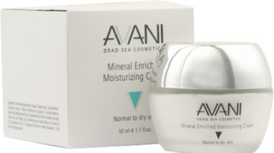 Avani Dead Sea Cosmetics - Mineral Enriched Moisturizing Cream