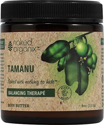 Organix Naked -Tamanu Body Butter South Cream