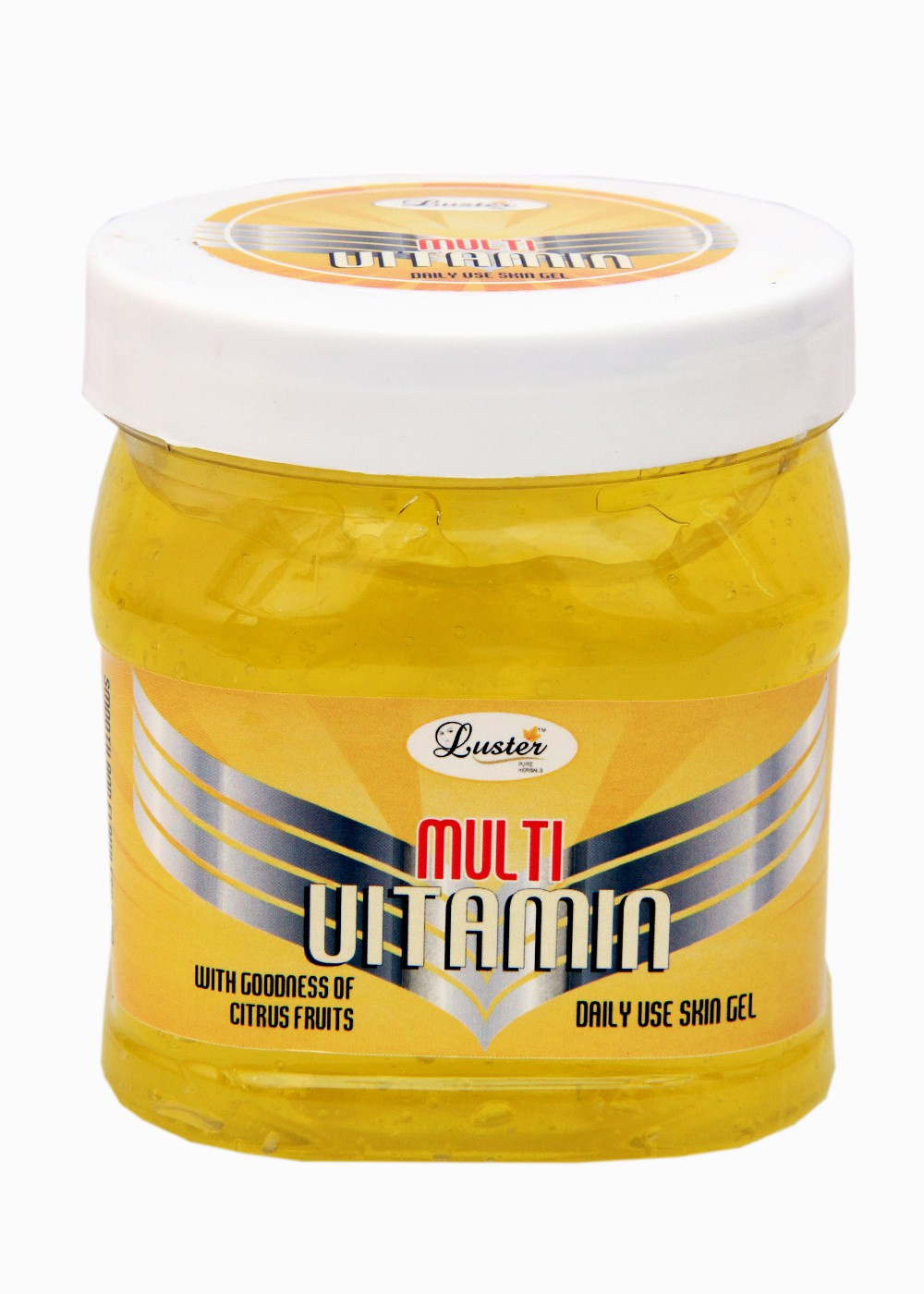 Luster Multi Vitamin Massage Skin Gel(500 ml)