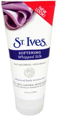 St. Ives Softening Whipped Silk