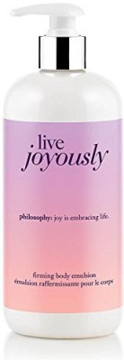 Philosophy Live Joyously Firming Body Emulsion, 16 Ounce(473.12 ml)
