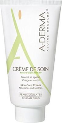 Aderma A-Derma Oat Milk Skin Care Treatment Cream
