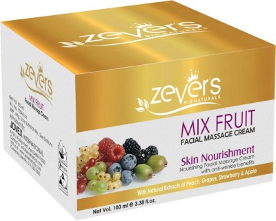 zever Nourishing Facial Massage Cream (Mix Fruit)