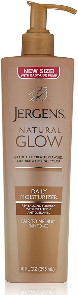 Jergens Fair to Medium Skin Tones(295 ml)