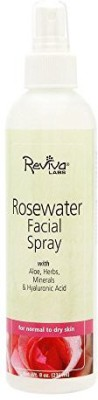 Reviva Labs Rosewater Facial Spray