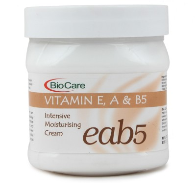 Biocare Vitamine E,A,B5 Intensive Moisturizing Cream