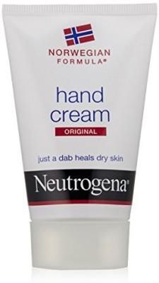 Neutrogena Norwegian Formula Hand Cream for Dry Chapped Hands, (Pack of 4)