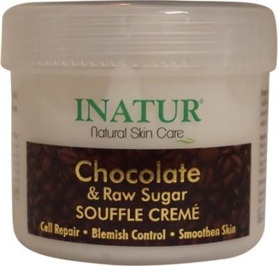 Inatur Chocolate & Raw Sugar Souffle, Creme,