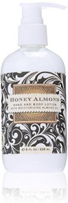 Michel Design Works Hand and Body Lotion, Honey Almond