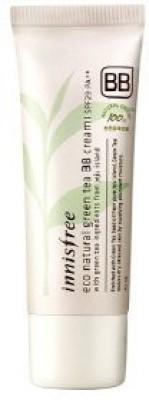 Innisfree Eco Natural Green Tea BB Cream SPF25/PA++ #2 Natural Beige ()