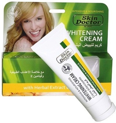 Skin Doctor Whitening Cream With Herbal Extract & Vitamin E