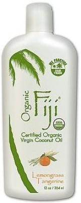 Organic Fiji Moisturizer, Lemongrass Tangerine, -s