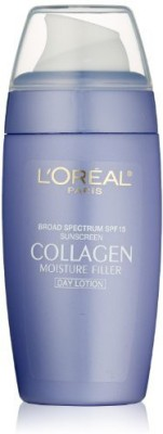 L ,Oreal Paris Collagen Moisture Filler Lotion SPF 15, For All Skin Types(60 ml)
