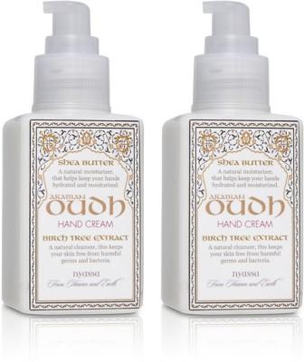 Nyassa Arabian Oudh Hand Cream Pack Of 2