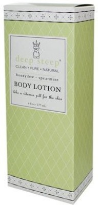 Deep Steep Body Lotion Honeydew Spearmint -