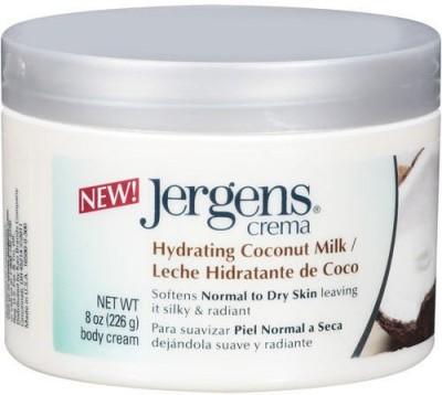Jergens Crema Hydrating Coconut Milk