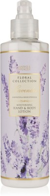 Floral Collection M&S Lavender Hand & Body Lotion