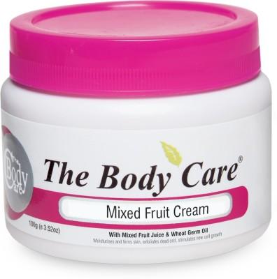 the body care Mixed Fruit Cream