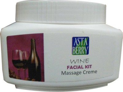 Astaberry Wine Massage Cream