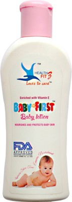 Baby First Baby Lotion