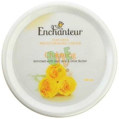 Enchanteur Charming Perfumed Moisturising Cream