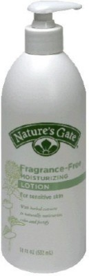 Nature's Gate Herbal Lotion Fragrance-Free