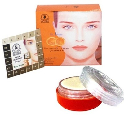 Dr James Vitamin C Skin Whitening Cream