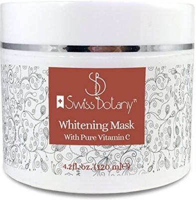 Swiss Botany Whitening Cream Mask to Whiten Your Skin for Even