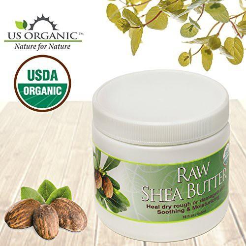 US Organic #1 Organic Shea Butter Virgin(480 ml)