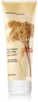 Bath & Body Works pleasures rice flower