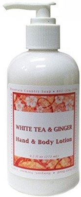 Mountain Country Soap White Tea & Ginger Hand & Body Lotion