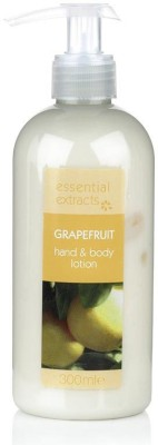 Essential Extracts GrapeFruit Hand & Body Lotion