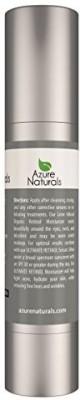 Azure Naturals Organic Retinol Moisturizer