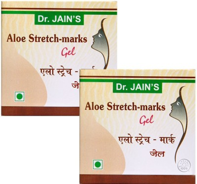 Dr. Jain's Aloe Stretch Marks Gel