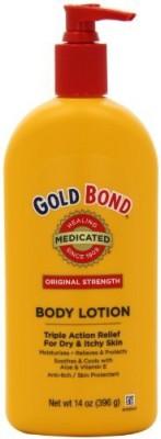 Gold Bond Medicated Body Lotion, - Pump Bottle